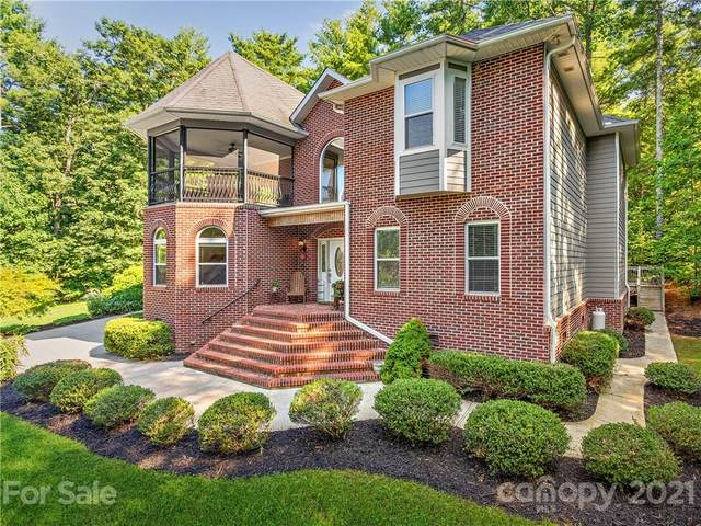 15 Madelyn Lane, Fairview, NC 28730 (#3763489) :: MartinGroup Properties