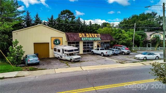 1022 Haywood Road, Asheville, NC 28806 (#3763506) :: Todd Lemoine Team