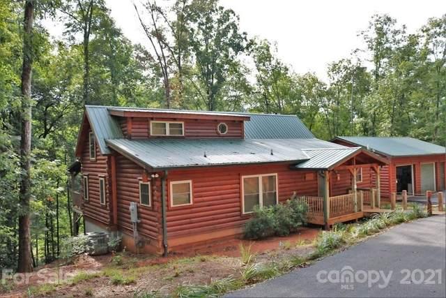 247 Yates Lane, Lake Lure, NC 28746 (#3763542) :: Carver Pressley, REALTORS®