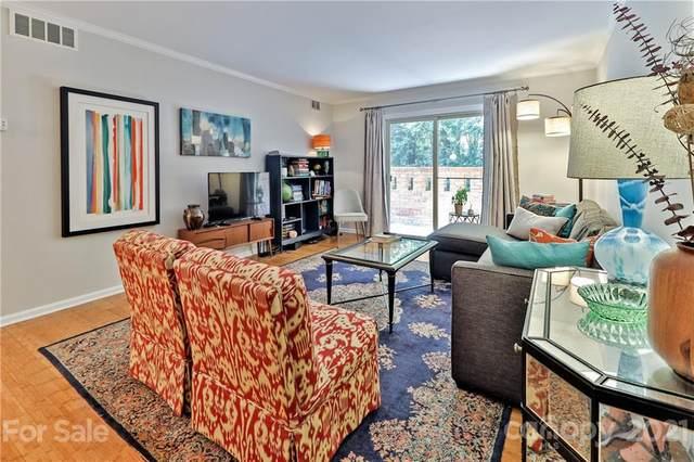 4754 Hedgemore Drive K, Charlotte, NC 28209 (#3763553) :: Cloninger Properties