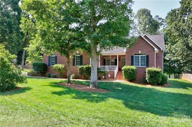 156 Saddlewood Lane, Statesville, NC 28625 (#3763626) :: LePage Johnson Realty Group, LLC