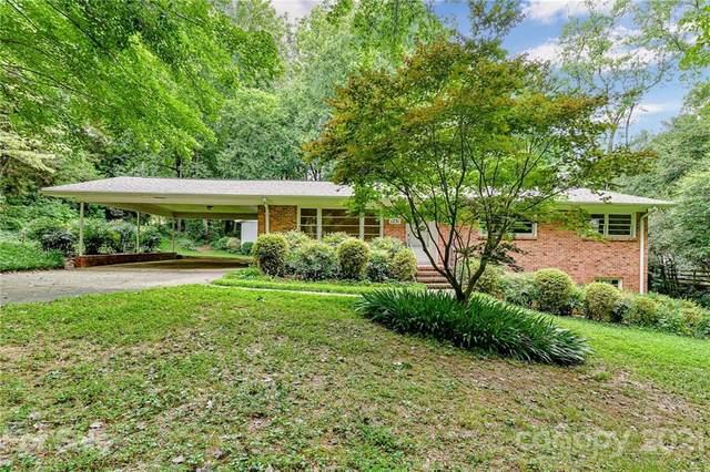 1231 Belrose Lane, Charlotte, NC 28209 (#3763627) :: Besecker Homes Team