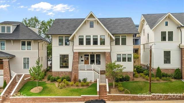 2426 Marshall Place, Charlotte, NC 28203 (#3763698) :: Hansley Realty