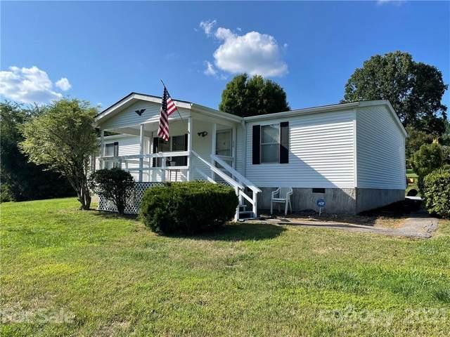 445 Old Holbert Road, Hendersonville, NC 28792 (#3763767) :: High Vistas Realty
