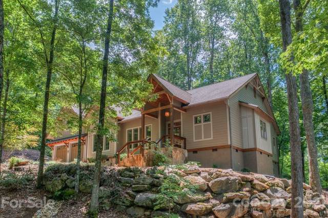 466 Rocky Mountain Drive, Lake Lure, NC 28746 (#3763775) :: Exit Realty Elite Properties