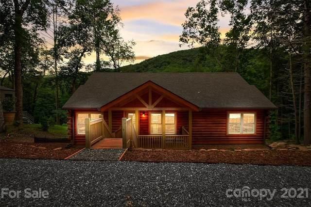 2111 Buffalo Creek Road, Lake Lure, NC 28746 (#3763776) :: Carver Pressley, REALTORS®