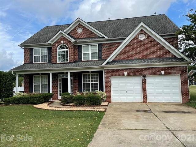 106 Summer Breeze Court, Statesville, NC 28677 (#3763780) :: LePage Johnson Realty Group, LLC