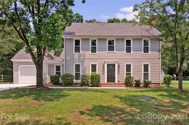 6625 Porterfield Road, Charlotte, NC 28226 (#3763838) :: LePage Johnson Realty Group, LLC