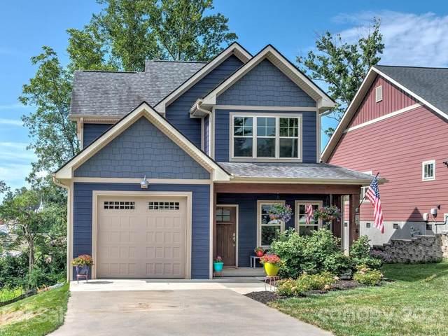 4 W Summit Avenue, Asheville, NC 28803 (#3763871) :: Keller Williams Professionals