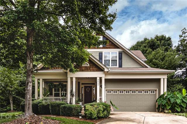 3005 Parker Green Trail, Charlotte, NC 28269 (#3763892) :: Caulder Realty and Land Co.