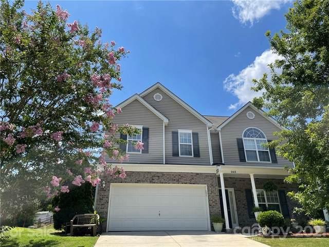2413 Trace Creek Drive, Waxhaw, NC 28173 (#3763916) :: MartinGroup Properties