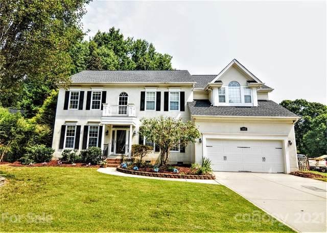 9405 Bethesda Court, Matthews, NC 28104 (#3763919) :: Cloninger Properties