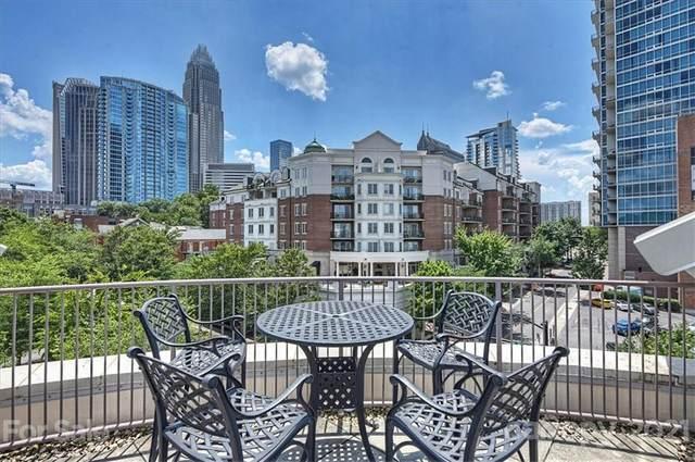 405 7th Street #305, Charlotte, NC 28202 (#3763983) :: Scarlett Property Group