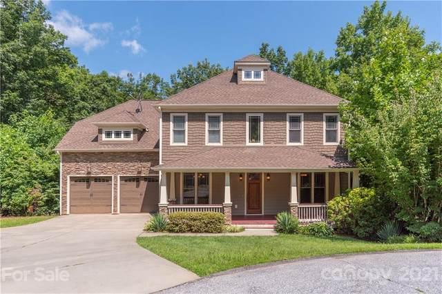 9 Grouse Terrace, Fairview, NC 28730 (#3763984) :: Cloninger Properties