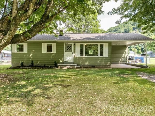 1611 Allens Creek Road, Waynesville, NC 28786 (#3763991) :: High Vistas Realty