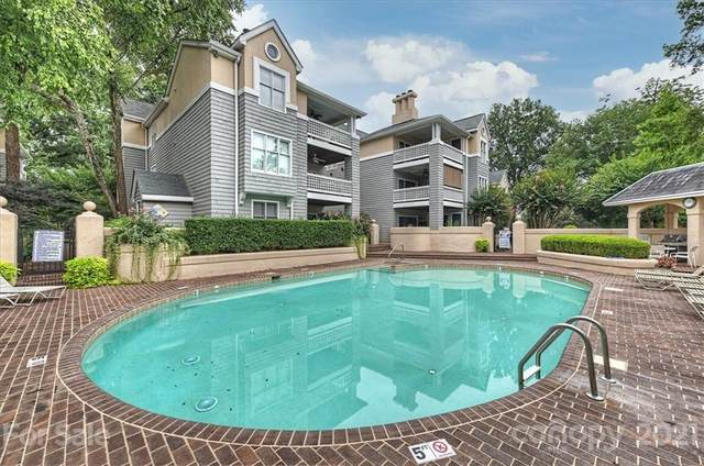 308 Queens Road #16, Charlotte, NC 28204 (MLS #3764005) :: RE/MAX Impact Realty