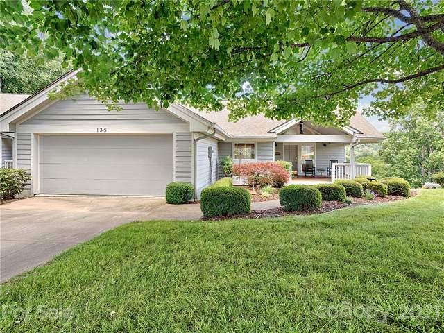 135 Oakcrest Lane, Waynesville, NC 28786 (#3764070) :: Premier Realty NC