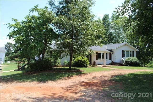 1528 Sandy Plains Road, Tryon, NC 28782 (#3764087) :: MartinGroup Properties