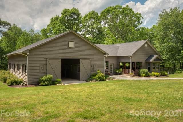 83 Moore Road, Tryon, NC 28782 (#3764173) :: MartinGroup Properties