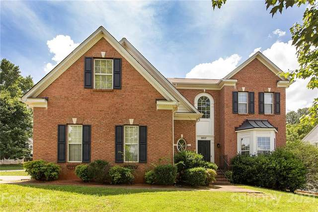 9803 Spring Park Drive, Charlotte, NC 28269 (MLS #3764183) :: RE/MAX Impact Realty
