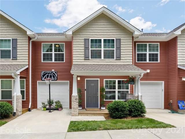 192 Alpine Ridge Drive 66, Building Gr, Asheville, NC 28803 (#3764219) :: Puma & Associates Realty Inc.