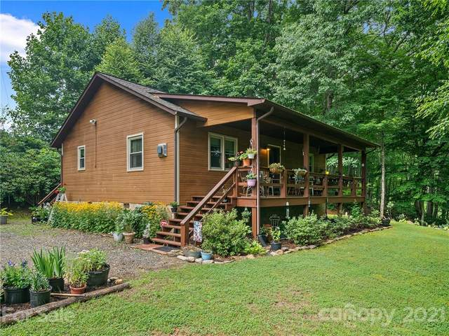 122 Jack Straw Lane, Burnsville, NC 28714 (#3764233) :: Caulder Realty and Land Co.