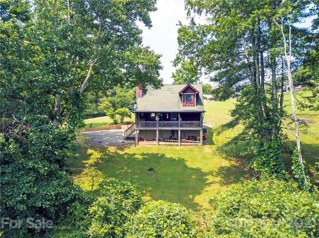 33 Little River Campground Road, Pisgah Forest, NC 28768 (#3764247) :: Scarlett Property Group