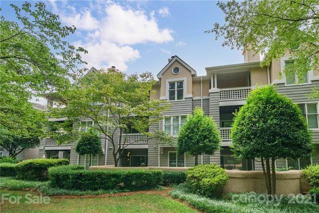 232 Queens Road #45, Charlotte, NC 28204 (MLS #3764319) :: RE/MAX Impact Realty