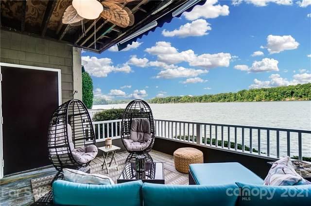 7332 Lakefront Drive #2, Charlotte, NC 28278 (#3764342) :: LePage Johnson Realty Group, LLC