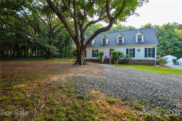 15529 Hugh Mcauley Road, Huntersville, NC 28078 (#3764344) :: Exit Realty Elite Properties