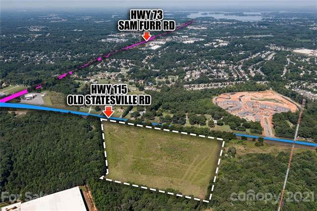 011-032-13 Old Statesville Road, Huntersville, NC 28078 (#3764360) :: Carlyle Properties
