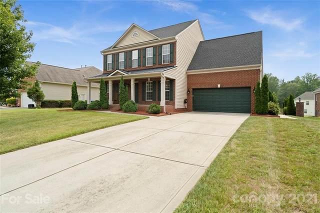 120 Pecan Hills Drive, Mooresville, NC 28115 (#3764386) :: LePage Johnson Realty Group, LLC