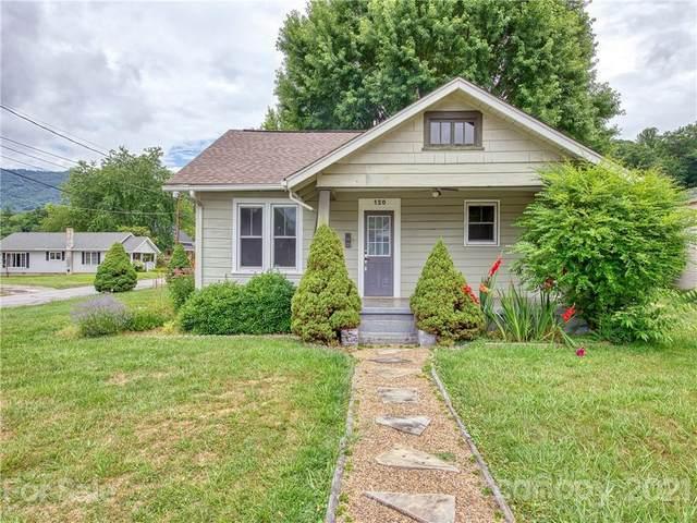 120 Hazelwood Avenue, Waynesville, NC 28786 (#3764391) :: Carver Pressley, REALTORS®