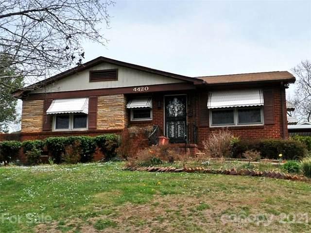 4420 Birkdale Drive, Charlotte, NC 28208 (#3764396) :: LePage Johnson Realty Group, LLC