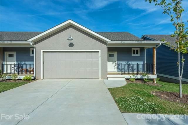 42 Dillingham Road #18, Asheville, NC 28805 (#3764418) :: Austin Barnett Realty, LLC
