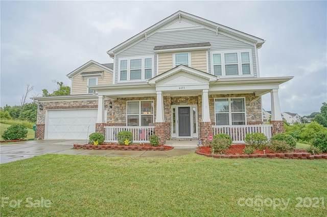 4493 Woody Glen Court, Harrisburg, NC 28075 (#3764422) :: LePage Johnson Realty Group, LLC