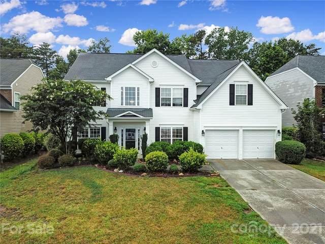8319 Burgundy Ridge Drive, Harrisburg, NC 28075 (MLS #3764453) :: RE/MAX Journey