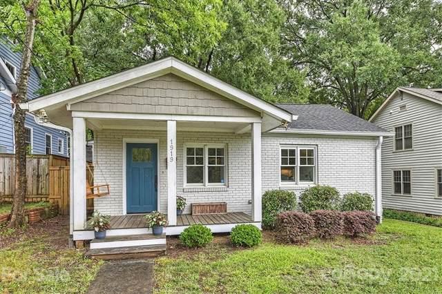 1919 Merriman Avenue, Charlotte, NC 28203 (#3764458) :: Besecker Homes Team