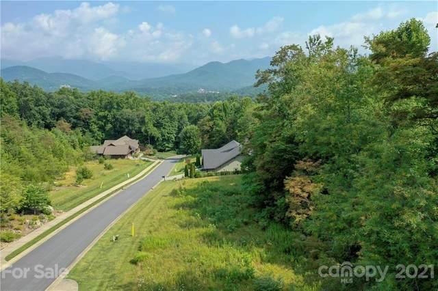 27 Cottage Settings Lane #55, Black Mountain, NC 28711 (#3764487) :: DK Professionals