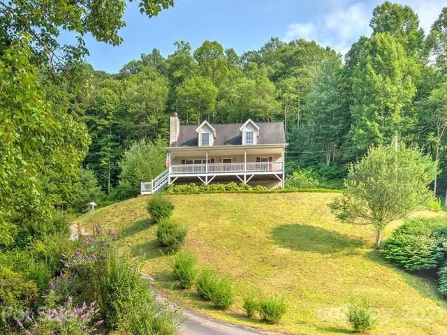 45 Amos Creek Road, Marshall, NC 28753 (#3764551) :: Scarlett Property Group