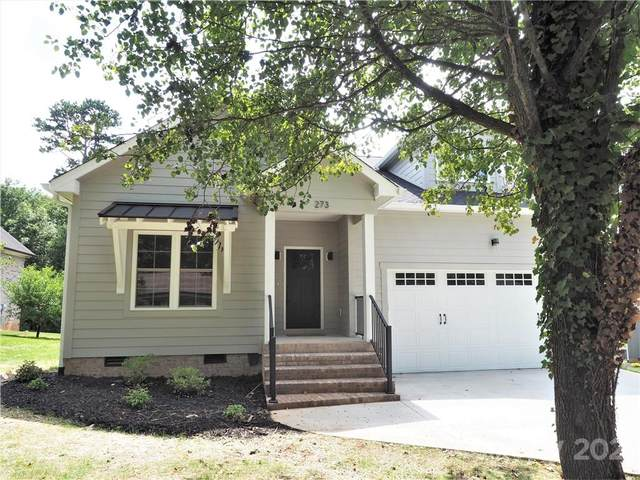 273 20th Avenue Drive NW, Hickory, NC 28601 (MLS #3764574) :: RE/MAX Impact Realty