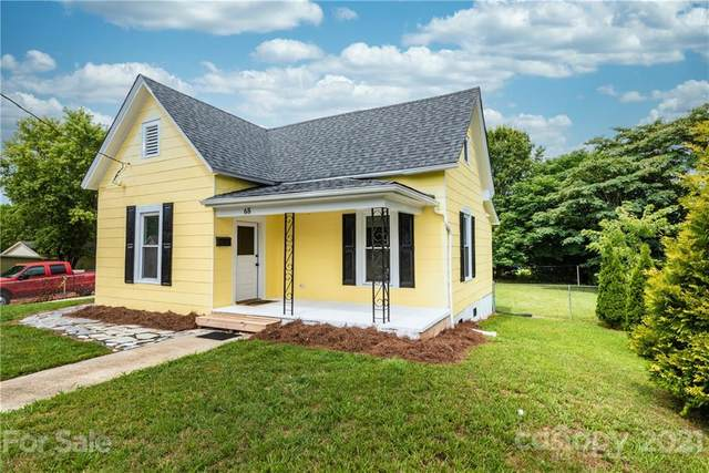 68 14th Street SE, Hickory, NC 28602 (MLS #3764586) :: RE/MAX Impact Realty