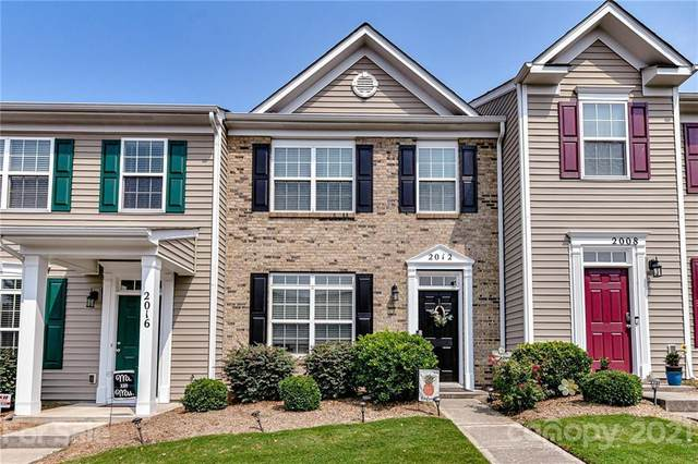 2012 Aston Mill Place #286, Charlotte, NC 28273 (#3764623) :: BluAxis Realty