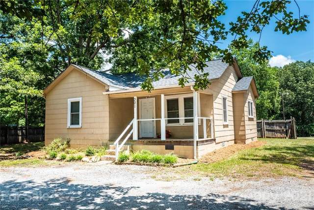 301 37th Street SW, Hickory, NC 28602 (MLS #3764655) :: RE/MAX Impact Realty