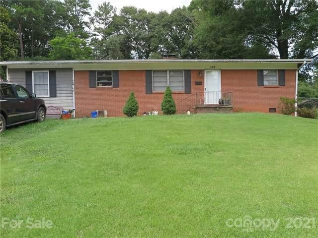 307 Gaston Avenue, Mount Holly, NC 28120 (#3764660) :: Cloninger Properties
