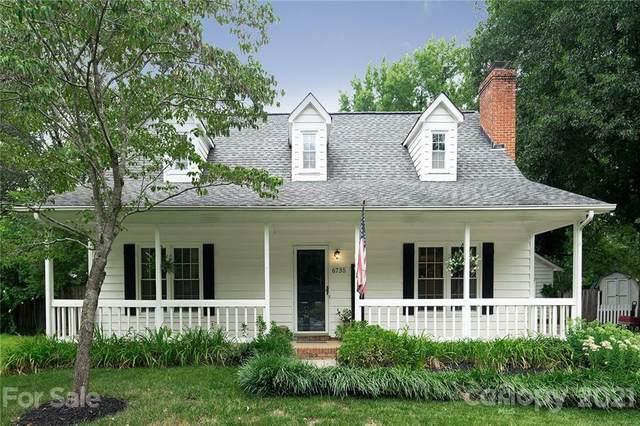 6735 Raeburn Lane, Charlotte, NC 28227 (#3764666) :: Cloninger Properties