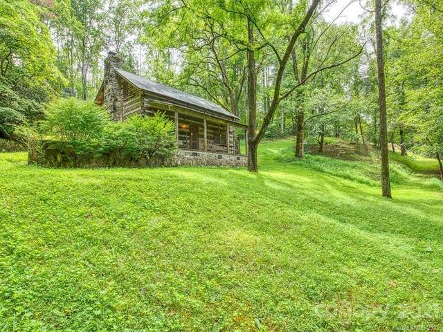 326 Old Soco Road, Whittier, NC 28789 (#3764688) :: BluAxis Realty