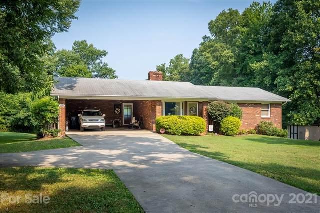 4834 Dysartsville Road, Morganton, NC 28655 (#3764695) :: Rhonda Wood Realty Group