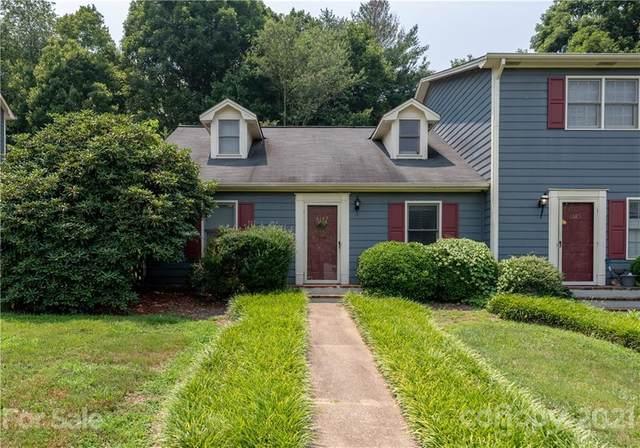 6187 Timberlane Terrace #9, Hickory, NC 28601 (#3764712) :: Hansley Realty