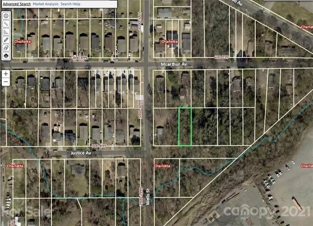 0 Justice Avenue, Charlotte, NC 28206 (#3764715) :: Keller Williams Realty Lake Norman Cornelius